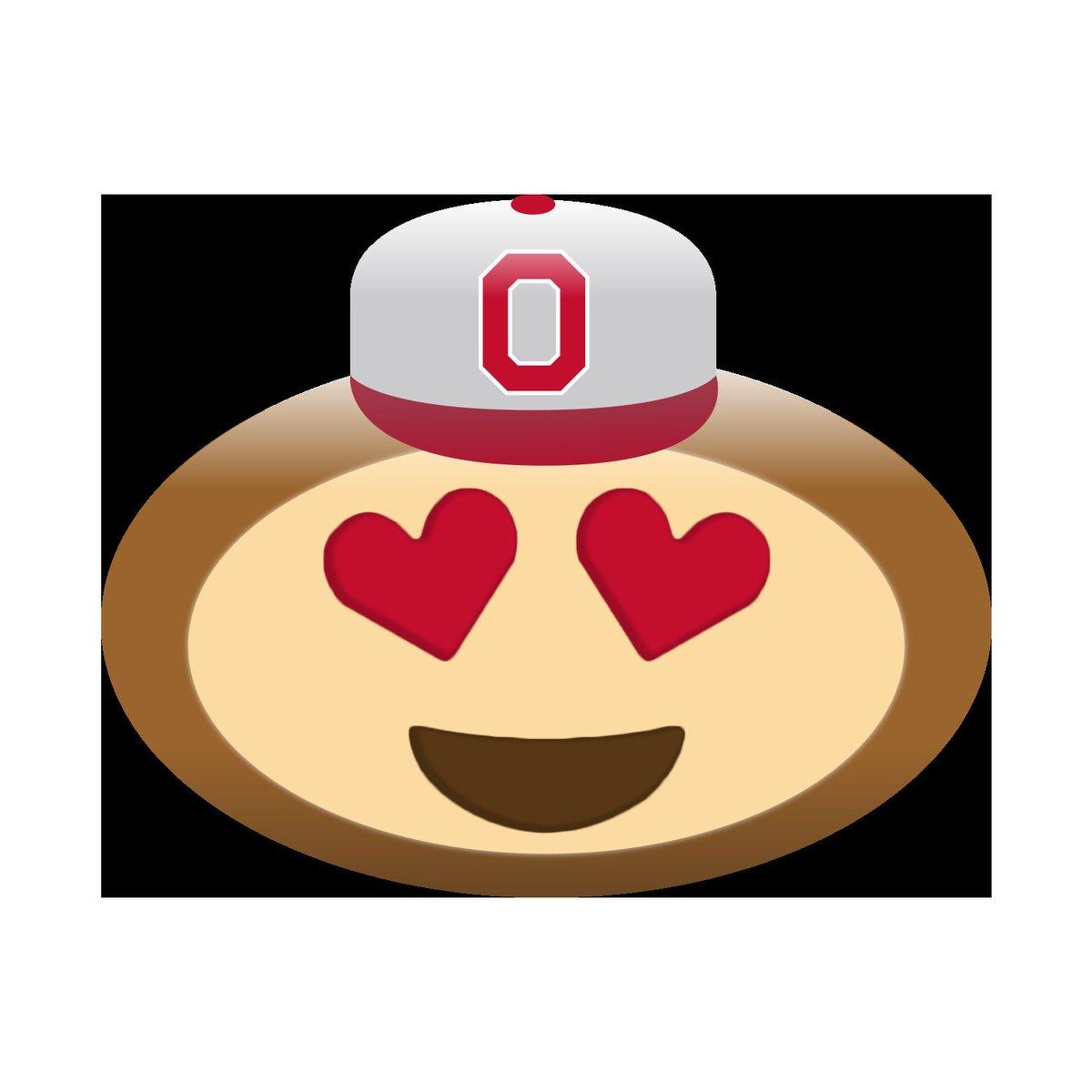 Absolutely ❤️ the @Brutus_Buckeye brutmojis! Bring on @OhioStateFB #IsItFootballSeasonYet https://t.co/bB2QGdboXD