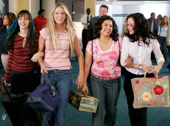 Blake Lively might want a Sisterhood of the Traveling Pants 3 movie more than any of us.