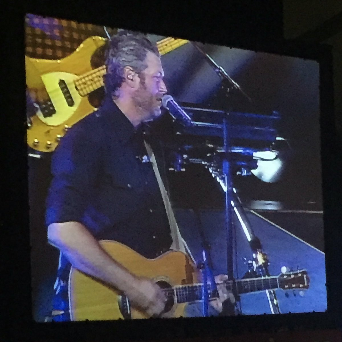 Definitely worth the money when  Gwen brought Blake Shelton out on stage.