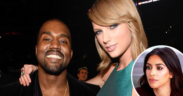 Presenting: The full transcript from Kanye West and Taylor Swift's