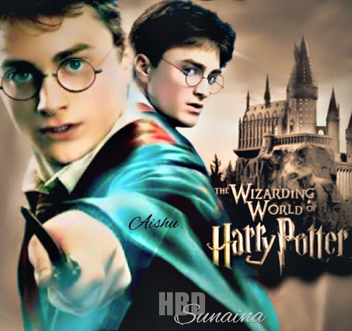 HAPPY BIRTHDAY  Crazy *Harry Potter* Fan U deserve more than U desire Have a great year ahead