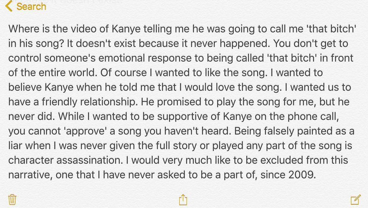 That moment when Kanye West secretly records your phone call, then Kim posts it on the Internet. https://t.co/4GJqdyykQu