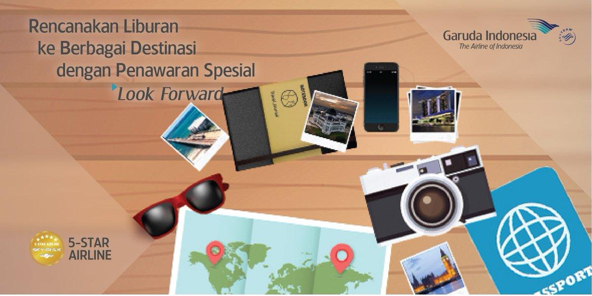 Dapatkan penawaran spesial untuk terbang dari Jakarta ke berbagai destinasi favorit. Info :