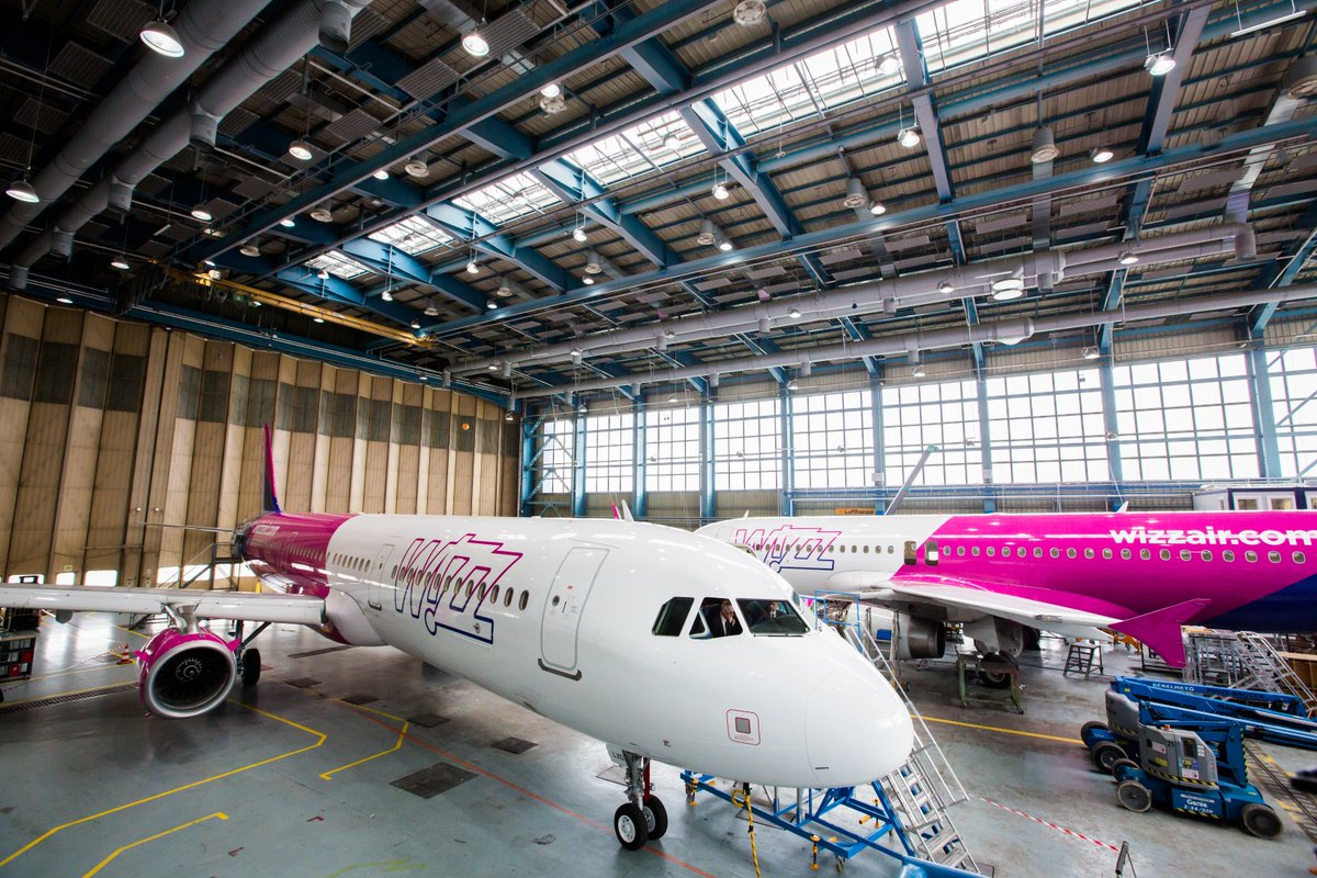 RT @wizzair: WIZZNews We have been registered under @IATA's Operational Safety Audit! Learn more at