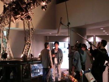 【本日(7/18)22時~】まもなく放送、ディーン・フジオカさん主演、NHK特集ドラマ「喧騒の街、静かな海」。ぜひ、みなさまテレビの前にお集まりください~☆当館で撮影されたプラネタリウムシーンにもご注目を☆ T) https://t.co/lVhYJSJEXg