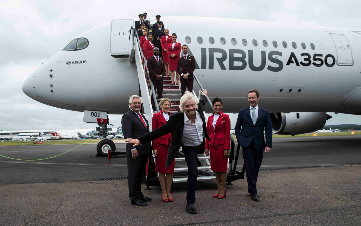It's @RichardBranson's birthday! How much do you know about our rebel boss? Take this quiz: