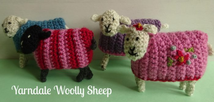 The @yarndale  team is looking for your help to knit/crochet sheep for a special flock. https://t.co/AAO6UX1w8W https://t.co/E7tNULphdP