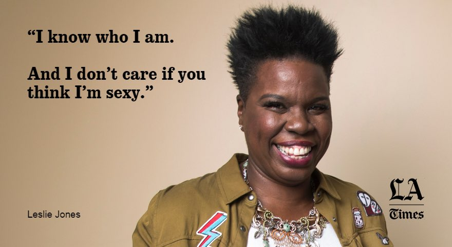 This is what @Lesdoggg told me about dealing with hate.  #LoveForLeslieJ https://t.co/oRXlppA0WJ https://t.co/SlsUDTCQG9