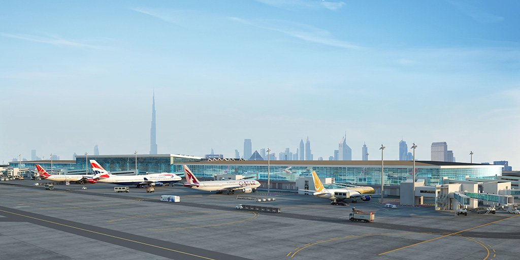 Celebrating 10 years of ACI's Airport Service Quality programme w/@DubaiAirportsAr: /