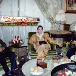 "A rare pic of #SMBB while meeting with Jammu&Kashmir delegation."" Azadi Azadi &Azadi ""she chanted slogan for Kashmir https://t.co/xdvpNgOsoK"