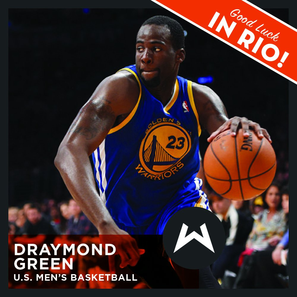 Draymond is the 1st in NBA history to hit 1,000 pts, 500 reb, 500 ast, 100 stl & 100 blk in a season #TeamWassinRio https://t.co/30v8KPixD7
