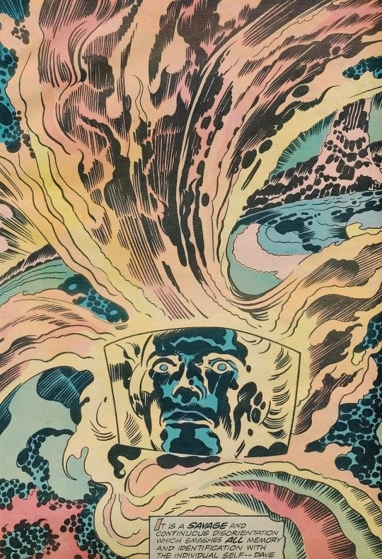 From 2001: A Space Odyssey Marvel Treasury Special written, drawn and edited by Jack Kirby. Inked by Frank Giacoia. https://t.co/f0ZMha2hW4