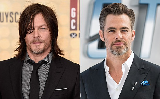 Norman Reedus & StarTrek cast will be guests on 'Syfy Presents Live at ComicCon'!