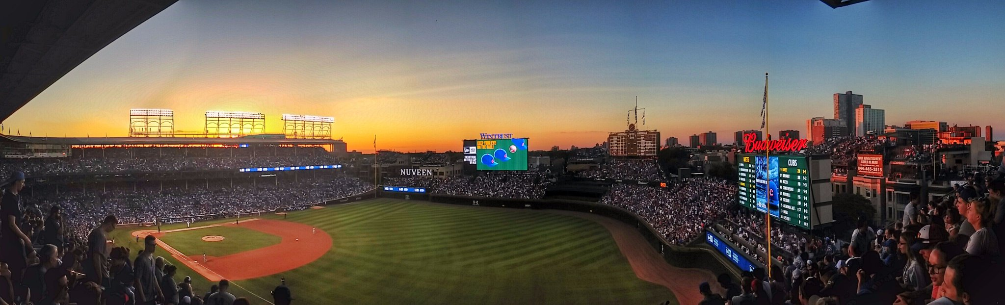 Can't beat summer nights in Chicago. https://t.co/DZ3Wbn3a8f