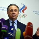 Russian sports minister Mutko in doping controversy spotlight