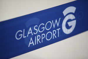 Two pilots 'impaired through alcohol' arrested at Glasgow Airport