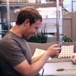 Mark Zuckerberg challenges Brazilian soccer superstar Neymar to a 'keepie uppie'contest