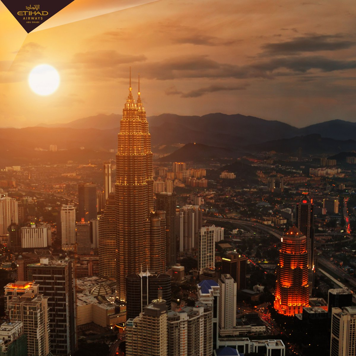 Malaysia is great for a city-trip or something more adventurous. book your upcoming flight: