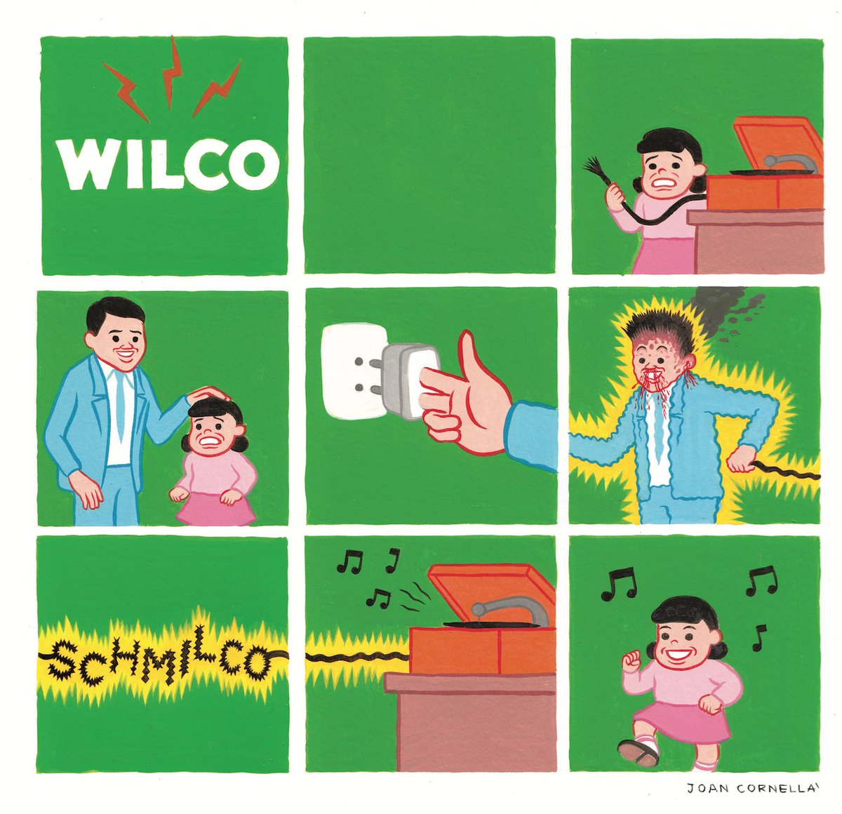 #Schmilco— 12 new original tunes compiled on Wilco's 10th studio album out Sept 9. Preorder: https://t.co/Plgbtsrcje https://t.co/n36HBle5c7
