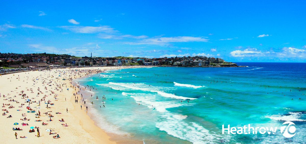 This TravelTuesday win a trip to Bondi Beach flying from Heathrow, courtesy of @Qantas!