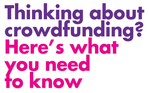 Want to get started on your crowdfunding project? Download our toolkit here https://t.co/kegdUfXc2f https://t.co/WUUTBezsip