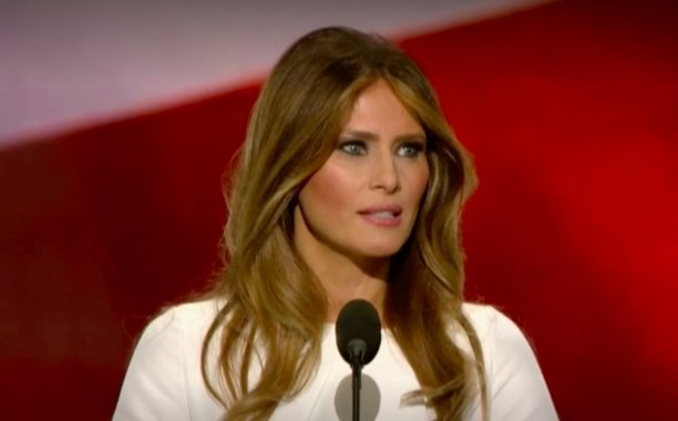 Melania Trump's RNC speech accused of plagiarizing Michelle Obama: