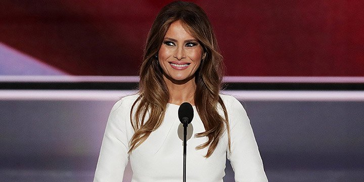 Did Melania Trump plagiarize Michelle Obama's convention speech?