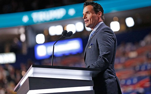 Antonio Sabato Jr. accuses Barack Obama of being a Muslim in his RNC speech: