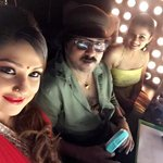 RT @uppikirangowda: Beauty Queen @ipriyanka_Up mam @ #DancingStar3 as Guest Judge!! :-) @Ravichandaran1 @priyamani6 https://t.co/srJkYk7PVE