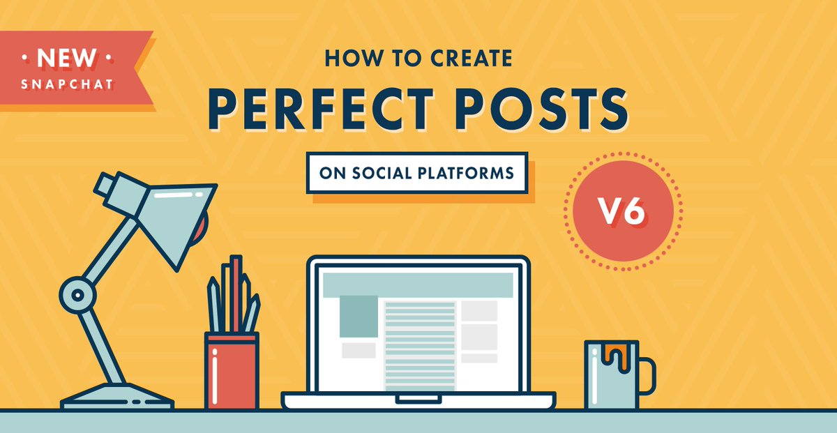 """We've created our new infographic on how to create perfect posts on social platforms. <a href=""""https://t.co/xsQNV8upHD"""" target=""""_blank"""" rel=""""nofollow"""">https://t.co/xsQNV8upHD</a>"""