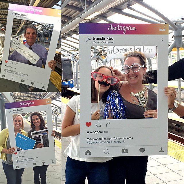 Celebrating 1 million active #Compass Cards! Retweet 2 enter 2 win!   #Compass1million https://t.co/cLrib6bfpr ^rw https://t.co/a8V1El8nd4