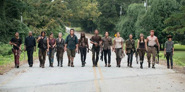 The gang is heading to #SDCC2016. Are you? #TravelTuesday #TWDFamily https://t.co/sGaXmCAFg8