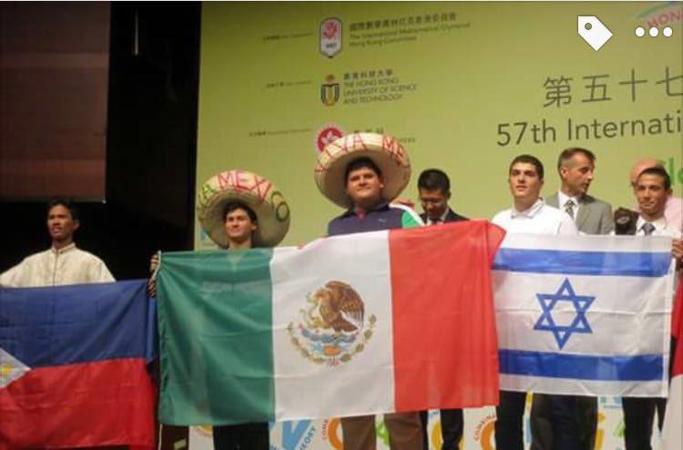 #FelizMartes Rodrigo Ariel, #OrgullosamenteUVM consigue medalla de plata en Olimpiada Internacional de Matemáticas https://t.co/ofI92GBMWp