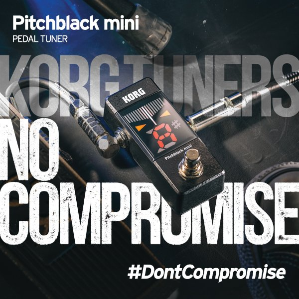 What day?...#tunertuesday! #Retweet to win a #Korg Pitchblack mini! Winner picked Fri! #dontcompromise #demandkorg https://t.co/wgIf70vcxz
