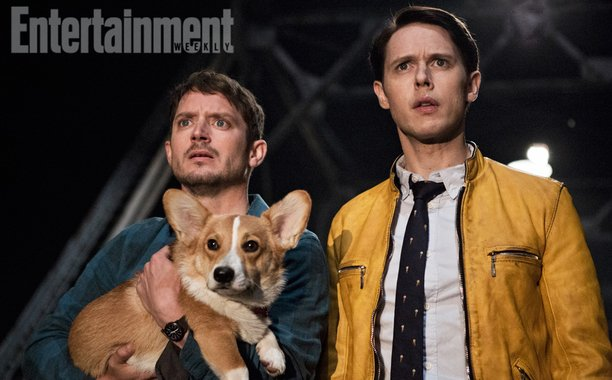 Exclusive! Here's your first look at BBC America's 'Dirk Gently's Holistic Detective Agency'