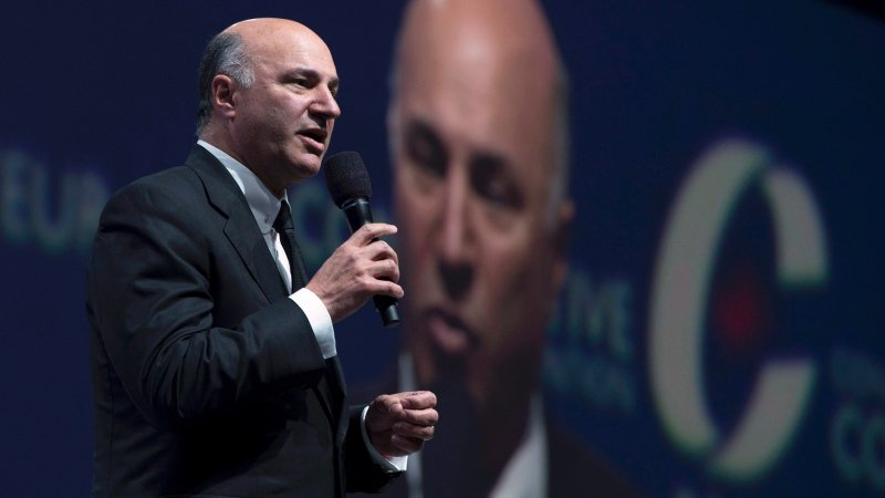When it comes to Canadian politics, Kevin O'Leary's wealth only goes so far