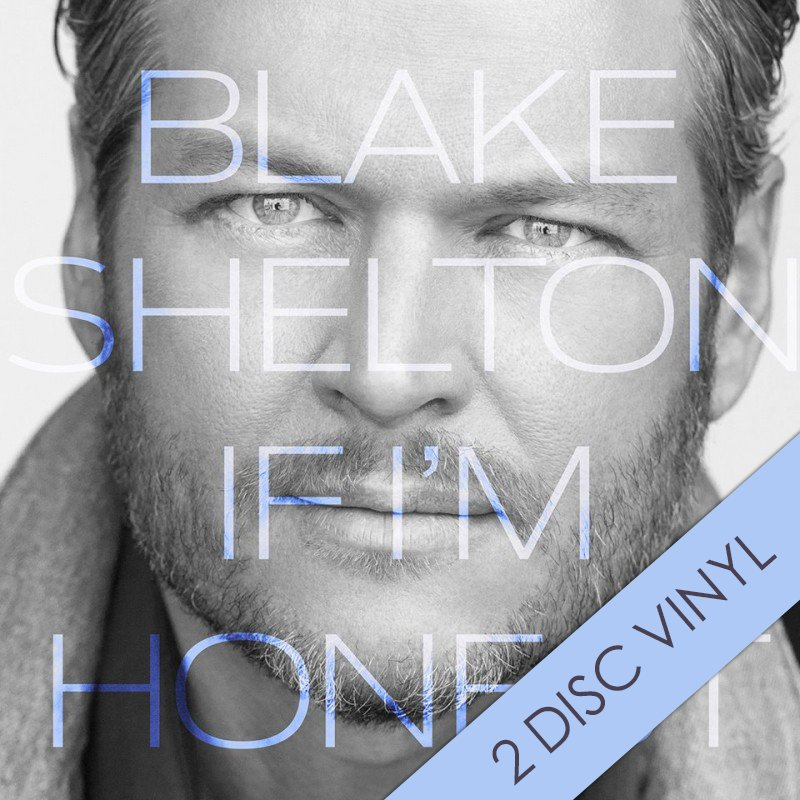 If I'm Honest is now available on 2 disc vinyl in Blake's official store. https://t.co/OQtzcxCYpT - Team BS https://t.co/m8uPghUj9L