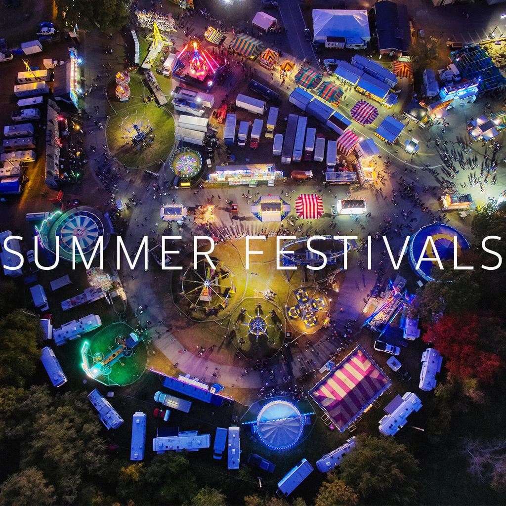 We've discovered the top summer festivals worthy of a journey.