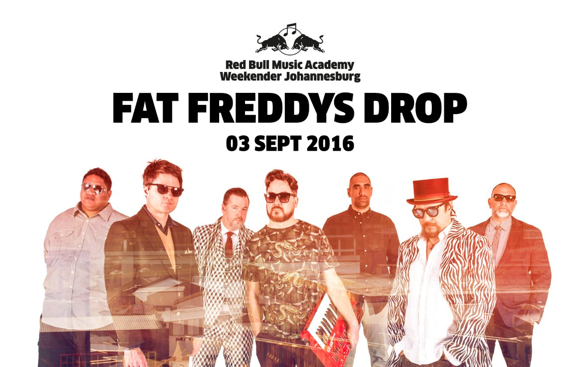 Kia Ora South Africa, true story we debut there @RBMA Weekender 3 Sept. Chur! #RBMAJozi 2016 #DoItForTheLoveOfMusic https://t.co/f1oeAnKwGW
