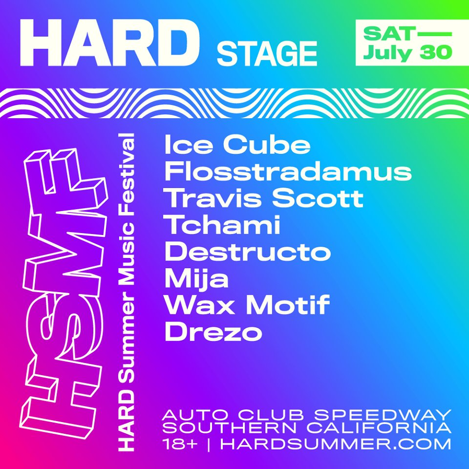 u know where it's at -- saturday @Hardfest