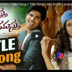 RT @FilmNewsIN: #SrirastuSubhamastu Video Song || Title Song @AlluSirish @Itslavanya https://t.co/MjkWUbZx5p https://t.co/yv1ScLmTFR