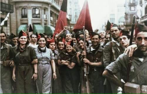 On this day in 1936 Spanish anarchists took arms against the fascist Franco https://t.co/vLfQpGokuL