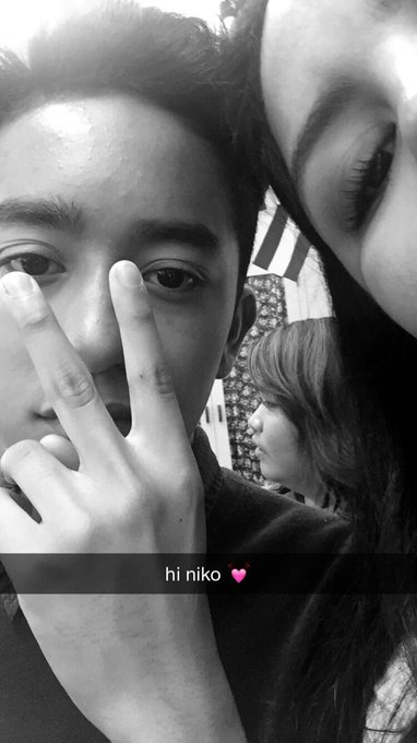 HAPPY BDAY NIKO LOVE YOU LOTS FAM you\re forever in my heart as long as you continue to love ariana grande <3