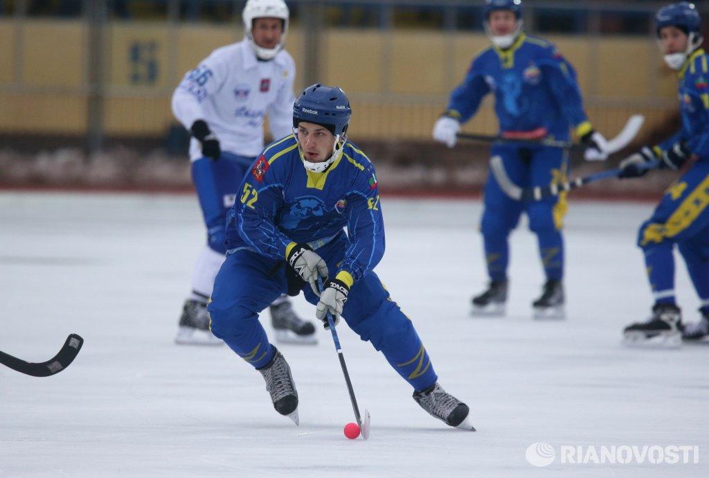 Сборная россии стала чемпионом мира по хоккею с мячом сборная россии по хоккею с мячом выиграла финальный матч со