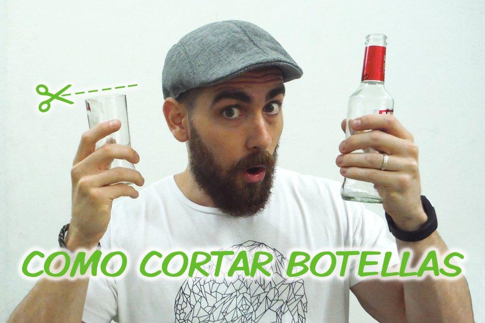 Como Cortar Botellas /Mejor truco/