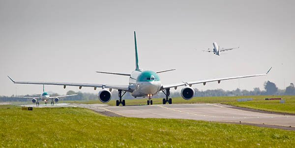 2.7 million passengers in June @DublinAirport, 9% increase over last year.