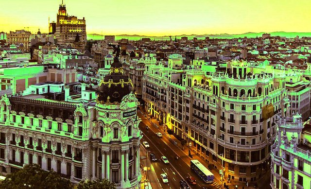 A Madrid summer tradition: 8 terrific terrace cafés/bars!
