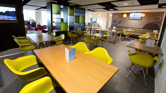 RT @SouthManNews: Have a look inside the new Escape Lounge @manairport