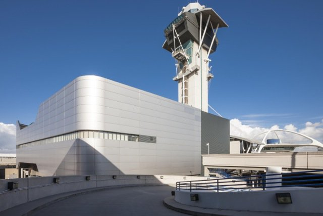 [PIC] Energy-efficient LAX CUP-- 1st sustainable utility plant at US airport