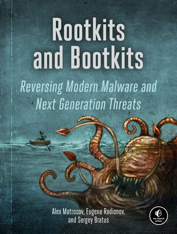 Rootkits and Bootkits has new chapters in Early Access! https://t.co/KKpjHLLeuU https://t.co/8bvV0qHTKs